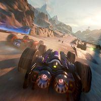 El frenético juego de carreras GRIP confirma su llegada a PS4, Xbox One y Switch con un nuevo tráiler