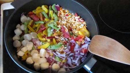 Tres consejos para cocinar sano en poco tiempo