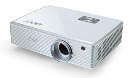 Acer lanza su primer proyector HD con lámpara mixta Láser-LED, el K750