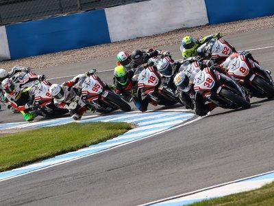 Desaparece la European Junior Cup tras seis temporadas junto al mundial de Superbike