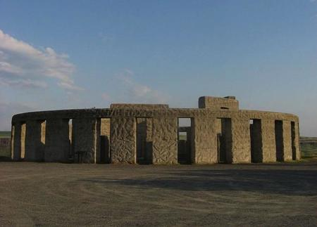 Los Stonehenge en Estados Unidos (I): Maryhill, Washington