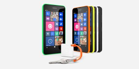 Nokia Treasure Tag Mini Ws 10
