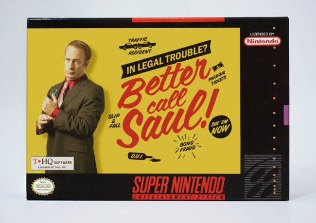 Snes Better Call Saul