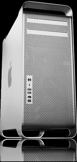 Mac Pro, el más rápido
