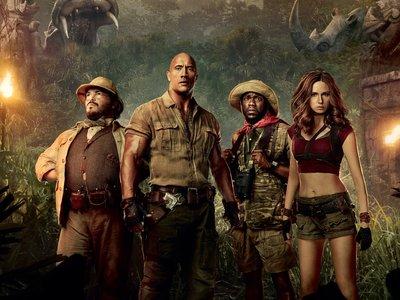 'Jumanji: Bienvenidos a la jungla' es una gran sorpresa: una secuela a la altura de la original