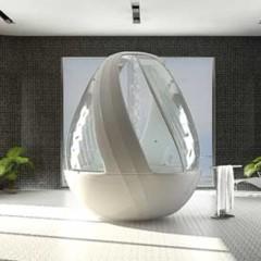 Foto 1 de 4 de la galería ducha-cocoon en Decoesfera
