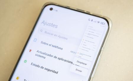 Captura Pantalla Xiaomi 1