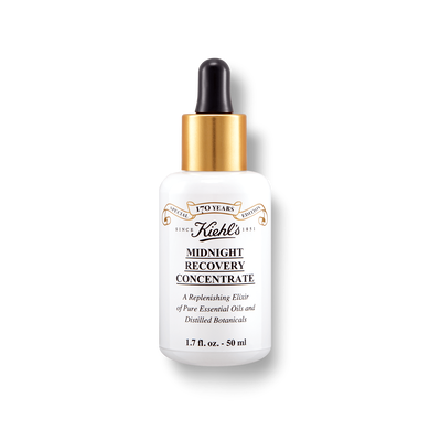 Commemorative Midnight Recovery Concentrate de Kiehl's.