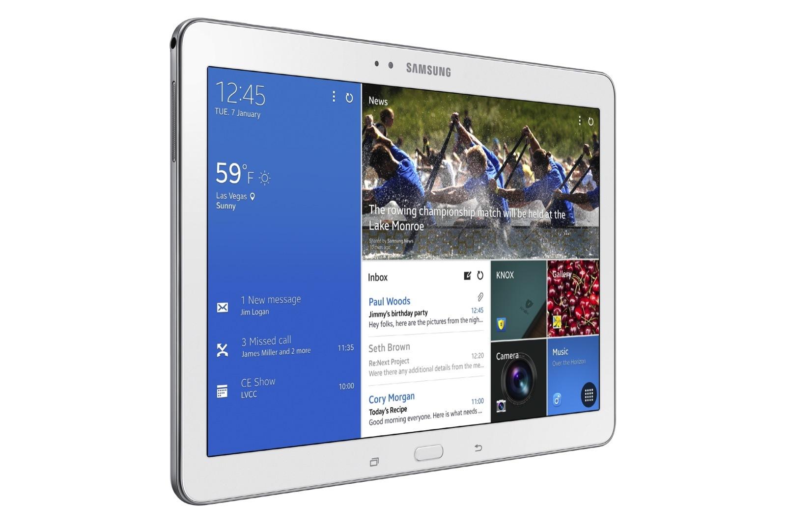 Foto de Samsung Galaxy TabPRO, imágenes oficiales (10/21)