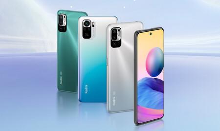 El Redmi Note 10S y el Redmi Note 10 5G llegan a España: precio y disponibilidad de los nuevos móviles de Xiaomi