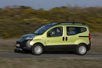 Peugeot Bipper Tepee, nuevas versiones