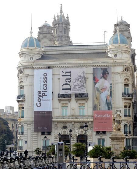 """Dos genios frente a frente en la exposición """"Goya en la mirada de Picasso"""""""