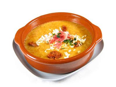 Receta: la auténtica sopa de ajo de la Ribera del Duero