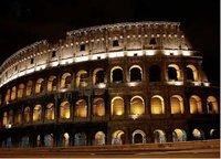 El Coliseo de Roma abre por las noches