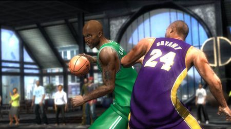 'NBA Ballers: Chosen One' se muestra en un nuevo vídeo