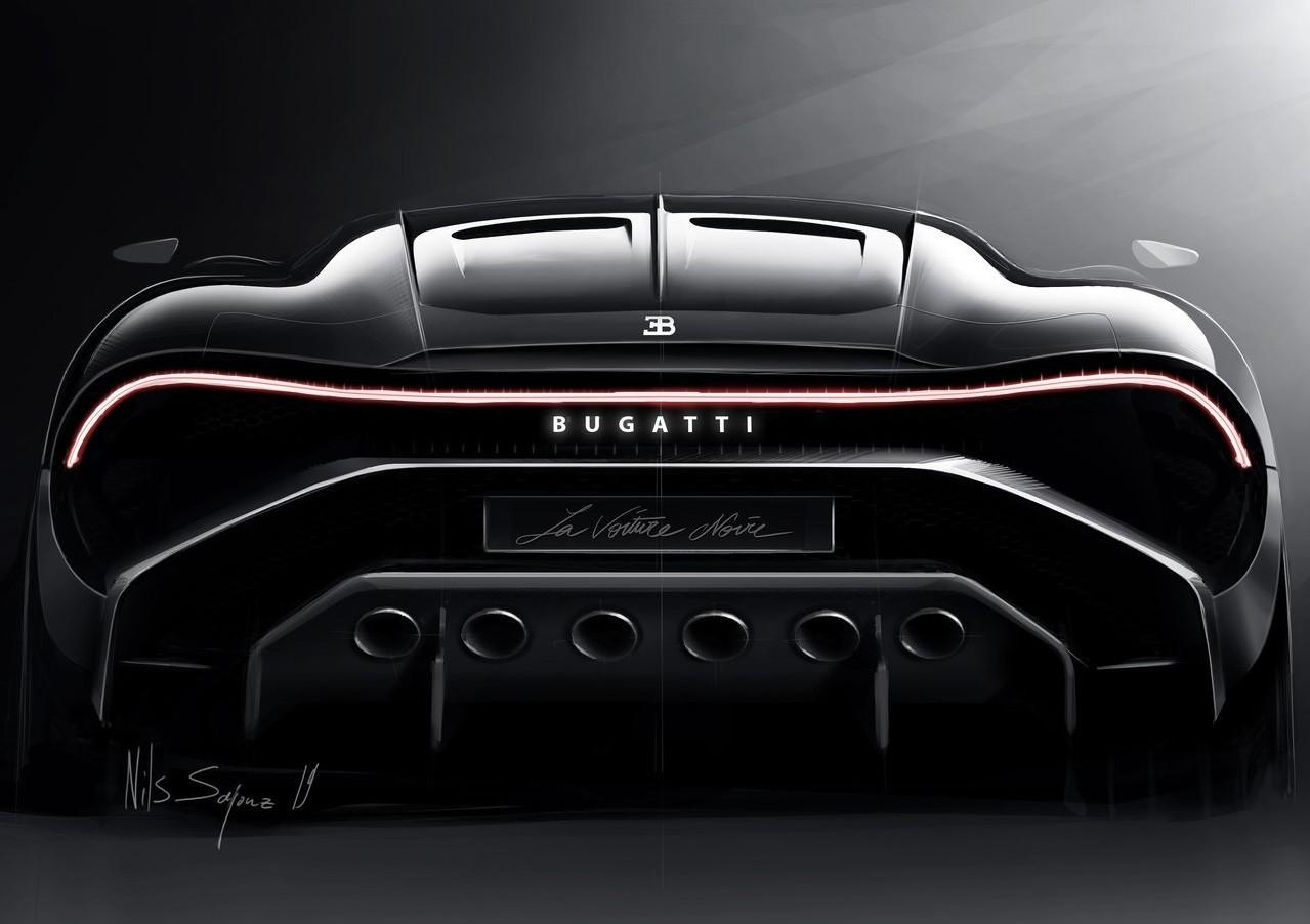 Foto de Bugatti La Voiture Noire (13/28)