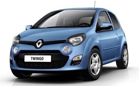 Renault Twingo 2012 azul