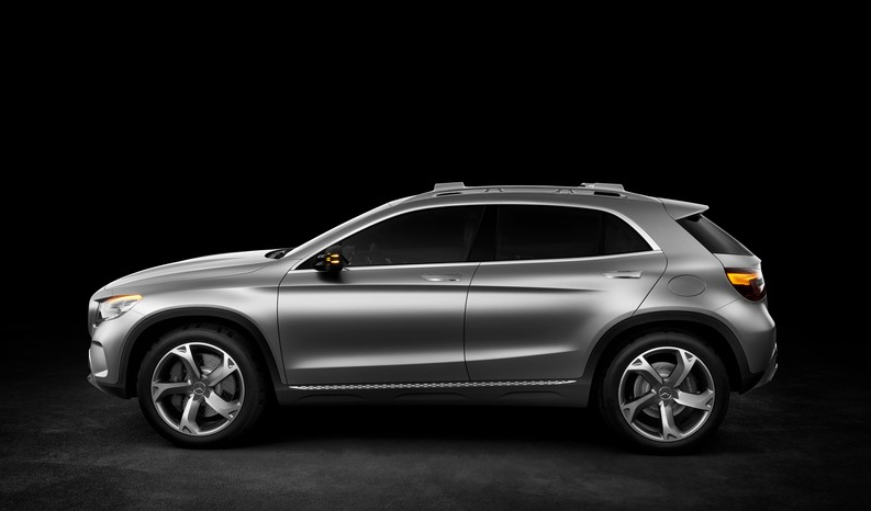 Foto de Mercedes-Benz GLA Concept (8/12)