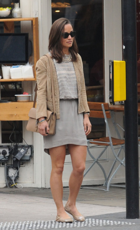 Pippa Middleton casual