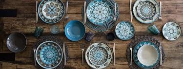 9 vajillas bonitas para poner tus mesas de verano