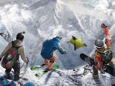 Steep permitirá jugar gratis en sus montañas heladas durante este fin de semana