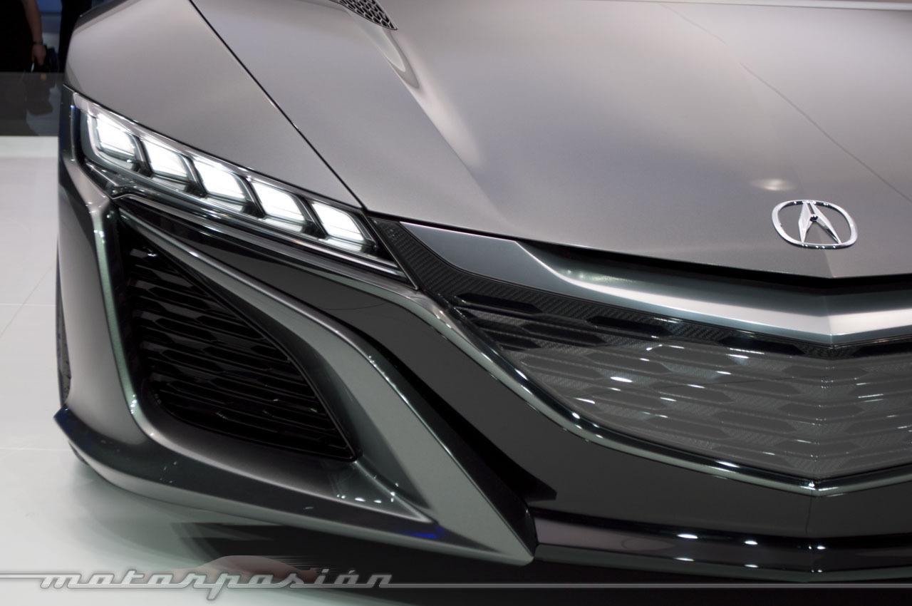 Foto de Honda NSX Concept (9/10)