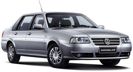 Volkswagen Santana Vista