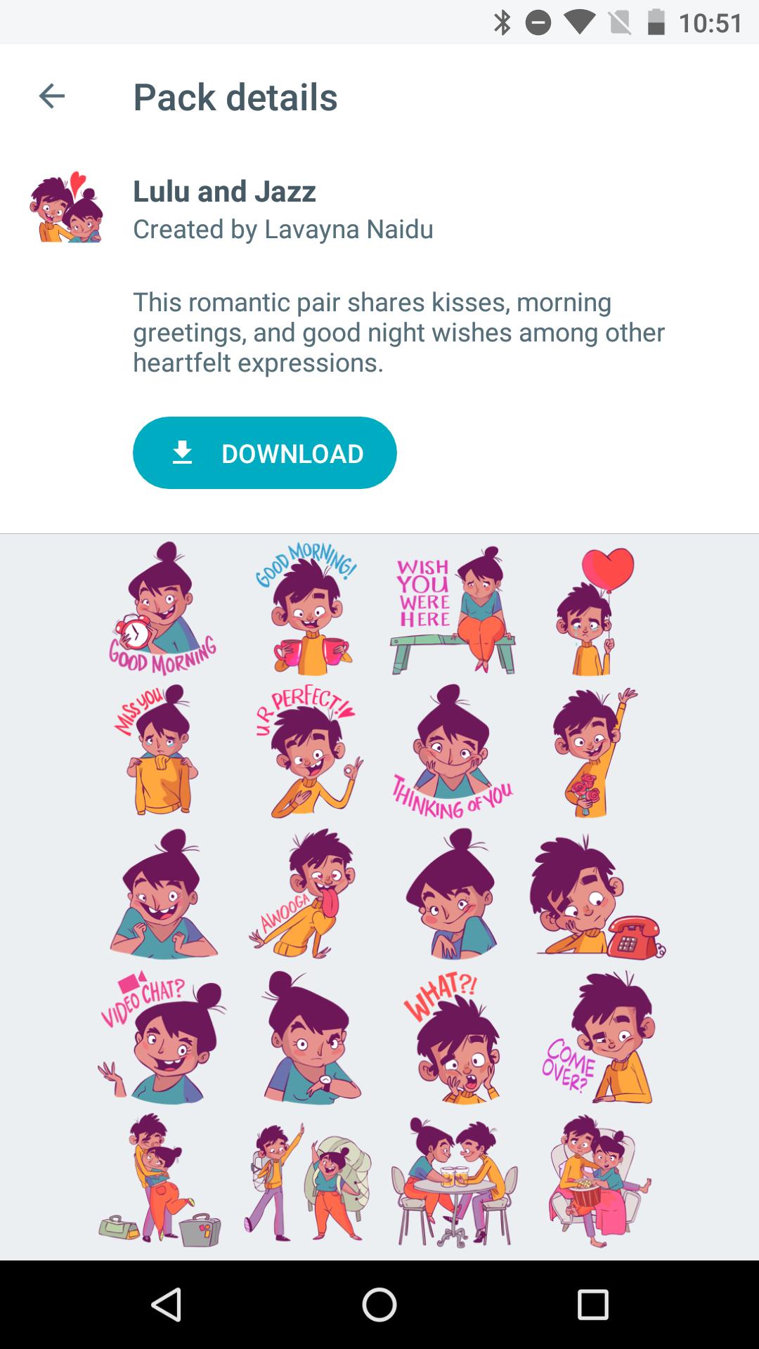 Foto de Google Allo Stickers (13/24)