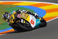 MotoGP Valencia 2014: Thomas Lüthi se hace con una sorprendente victoria
