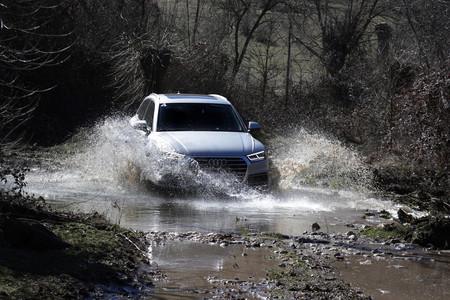 Probamos el nuevo Audi Q5, ese SUV que cada día se parece más al Audi Q7