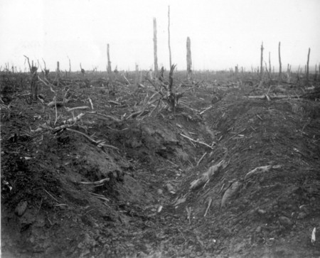 Somme9 German Trench