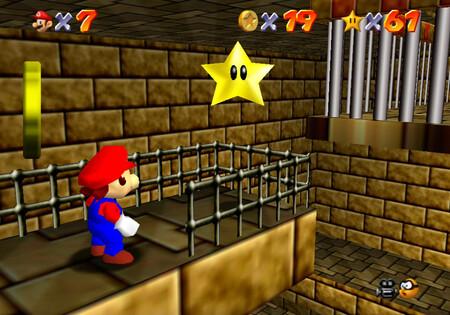 Super Mario 64 Mundo8 Estrella3 02