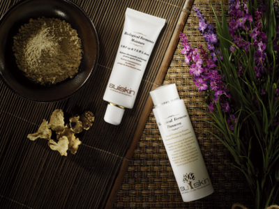 Suiskin, biotecnología coreana que sólo utiliza ingredientes similares a la propia piel