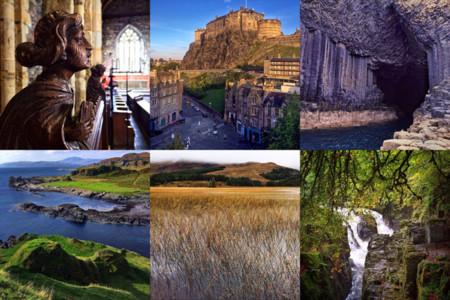 National Geographic se lleva el iPhone 5s de paseo por Escocia