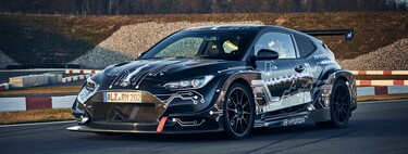 El Hyundai RM20e es el rey de los hot-hatches eléctricos: 810 hp y 0 a 200 km/h en 9.8 s