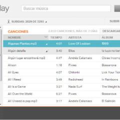 Foto 5 de 9 de la galería google-play-music en Genbeta