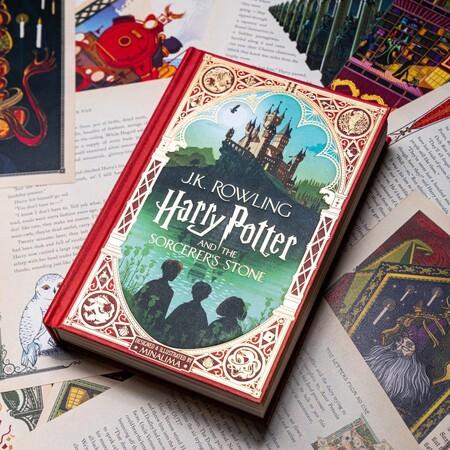 Libro de Harry Potter La piedra filosofal en México, nueva edición