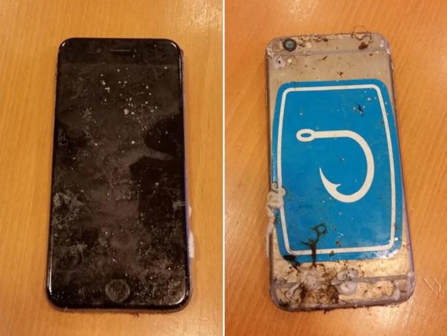 Iphone Desaparecido