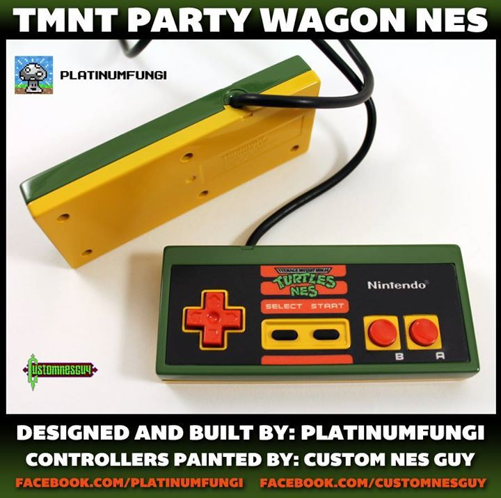 Foto de TMNT Party Wagon NES (5/7)