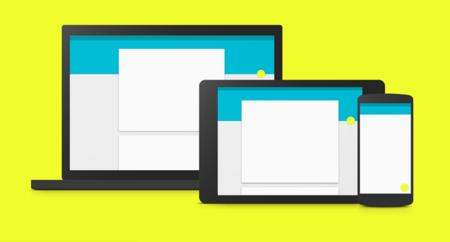 Material Design es el nuevo diseño visual de Google que unificará sus sistemas operativos