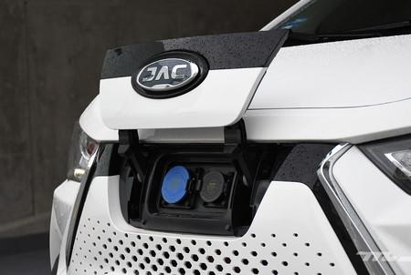 Jac E Sei 1 Auto Electrico Mas Barato Mexico 11