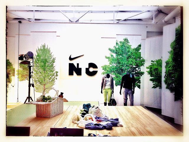 Presentación Nike Training Club