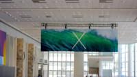 Así luce la WWDC 2013 de Apple a dos días de su inauguración