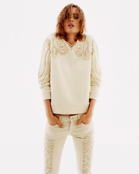 H&M va a todo gas y su lookbook Primavera-Verano 2013 ya está aquí. ¡Estrés!