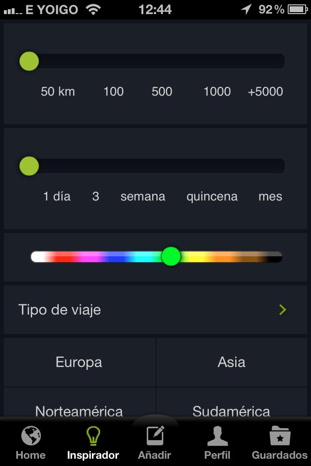 Minube 3.0 en imágenes