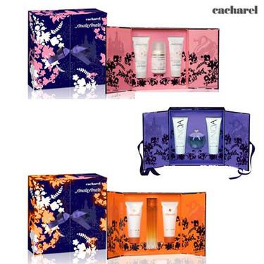 Perfumes Cacharel para esta Navidad