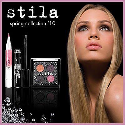 Colección de primavera 2010 de Stila: un poco pobre