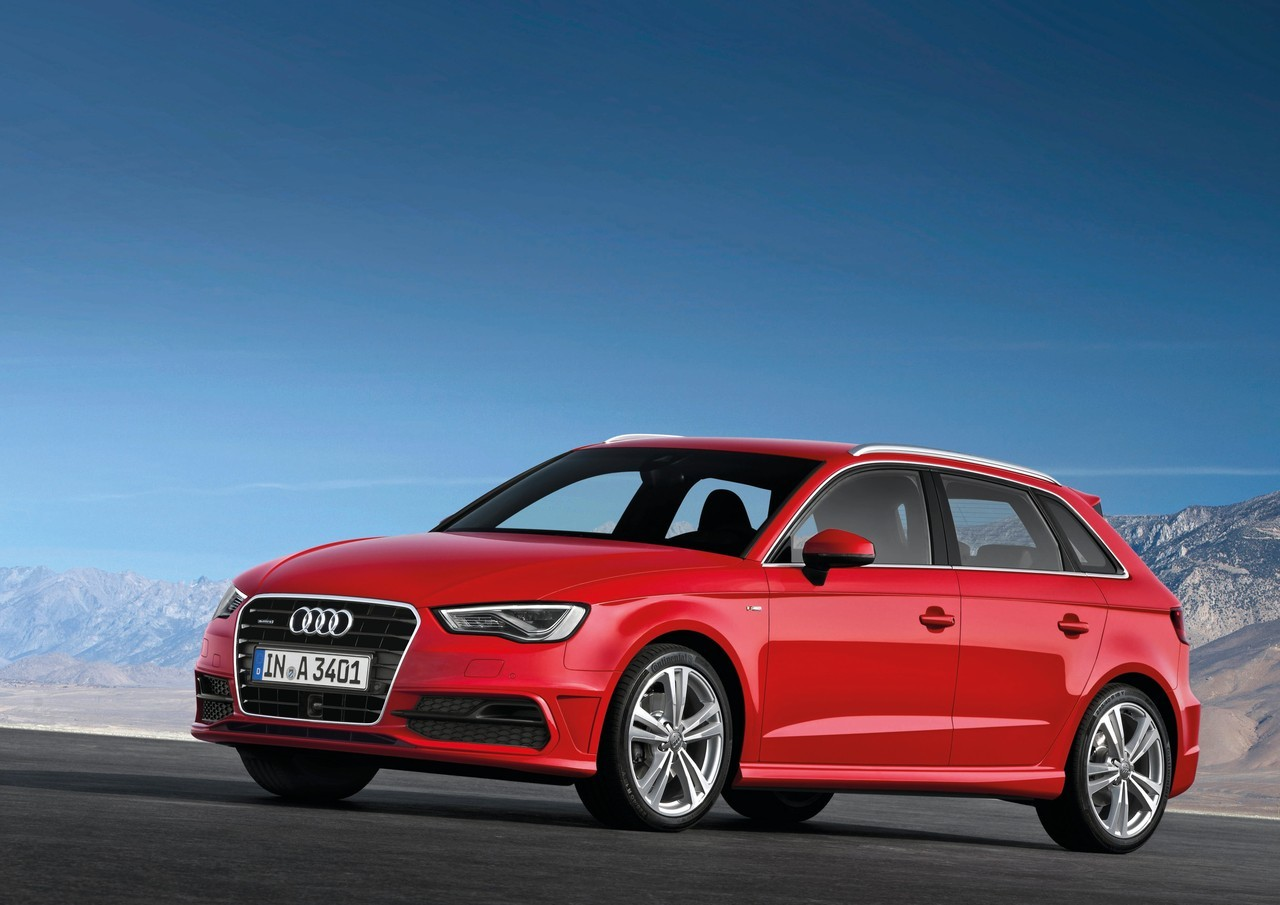 Foto de Audi A3 Sportback 2013 (1/52)