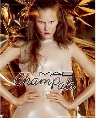 La colección Cham Pale de MAC para el invierno 2010/2011