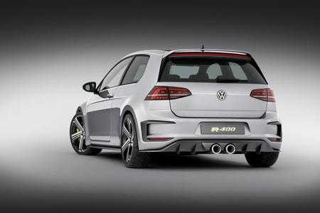 Volkswagen fabricará el Golf R 400